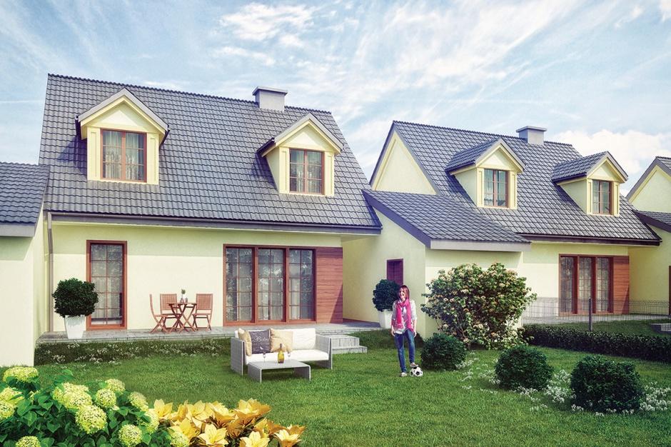 Dom w cenie mieszkania w ofercie J.W. Construction