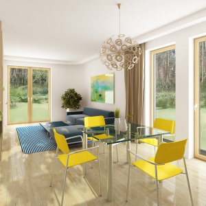 Apartamentowce Baltica-Heaven rosną w Rogowie