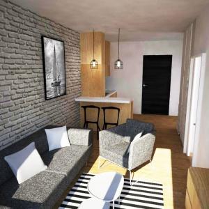 Apartamenty Marina Borki idealne do zarabiania i odpoczywania