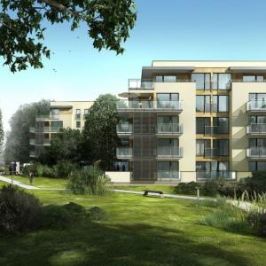 Rezydencja Asnyka Park - Wilanów Ełku w rozbudowie