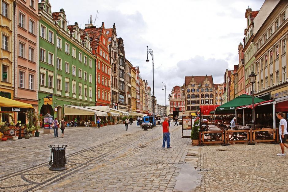 Najdroższa kamienica na wrocławskim rynku doczekała się remontu