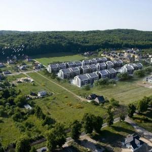 Osiedle Remoda: Niska zabudowa w willowej dzielnicy