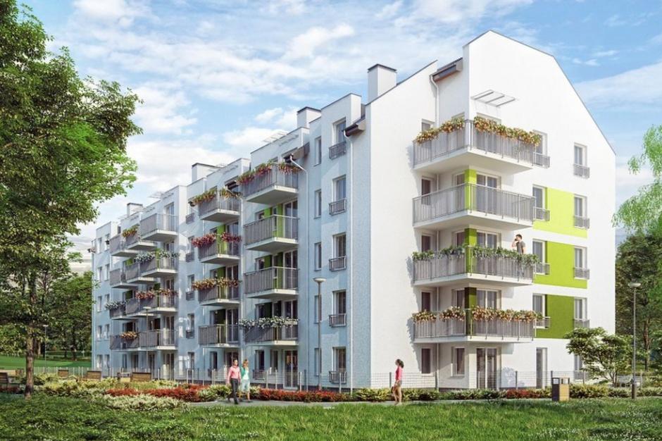 Nowa propozycja LC Corp: Świętokrzyska Park