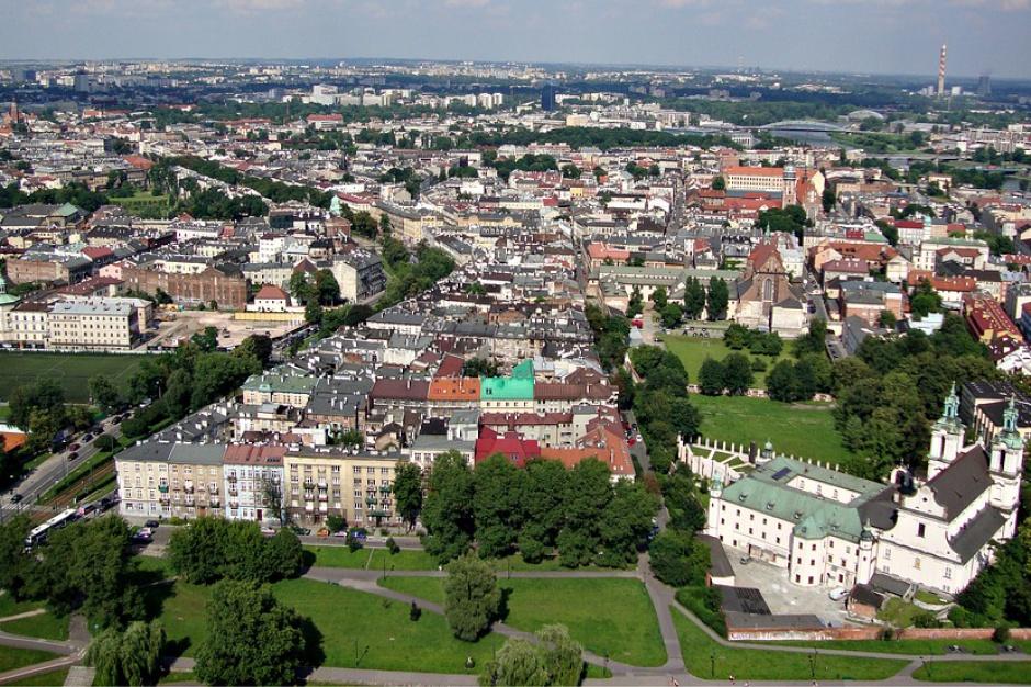 W Krakowie ceni się dobry adres