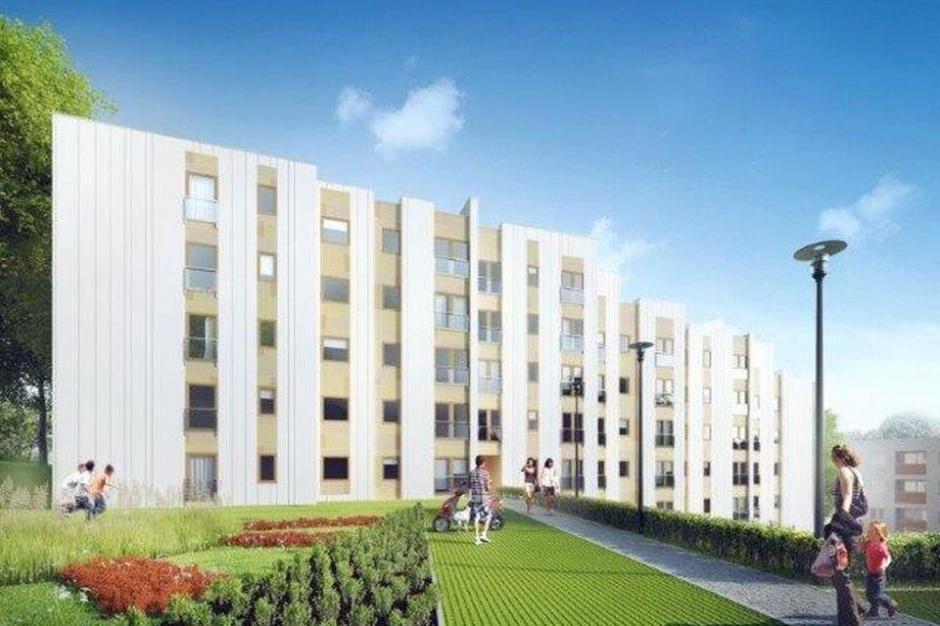 Nowe mieszkania komunalne w Sopocie