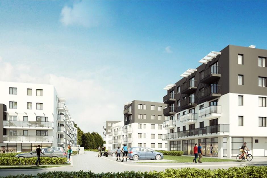 Nowe mieszkania na osiedlu Neptun II