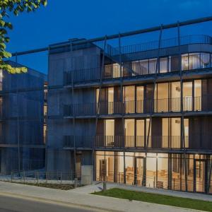 Antracita: Luksusowa oaza apartamentów w Krakowie