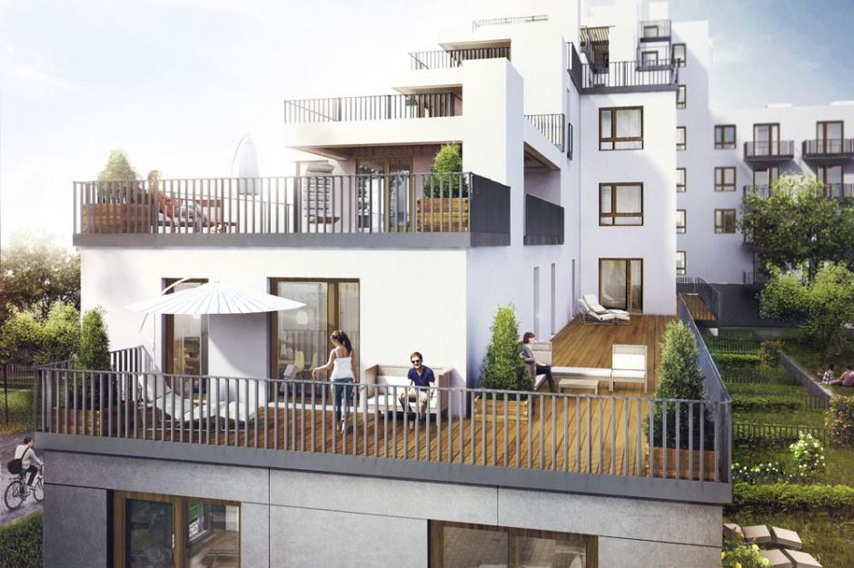 Budner zbuduje OH Apartamenty w Warszawie