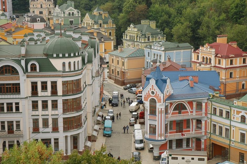 """Rynek nieruchomości w Kijowie zacznie """"ubijać dno""""?"""