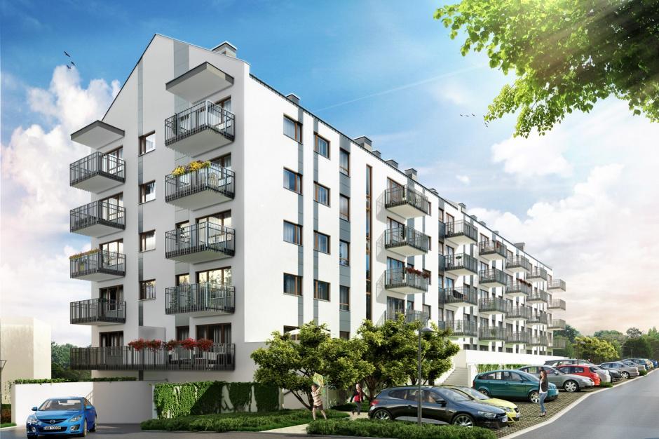 Dwupoziomowe mieszkania i gigantyczne ogrody. Polnord ma nową propozycję dla mieszkańców Olsztyna