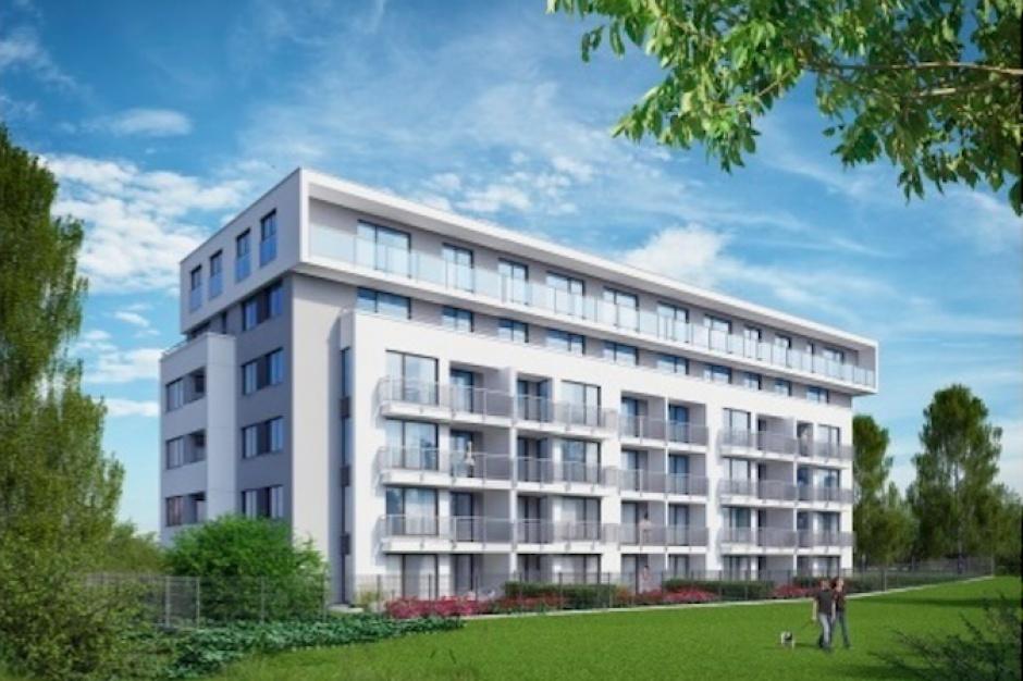 Krakowskie mieszkania Pod Kasztanami gotowe do odbioru