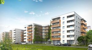 Krakowskie osiedle w rozbudowie
