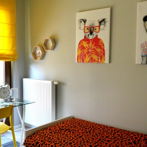 Mieszkanie pokazowe Moko. Zobacz zdjęcia z osiedla Ronsona
