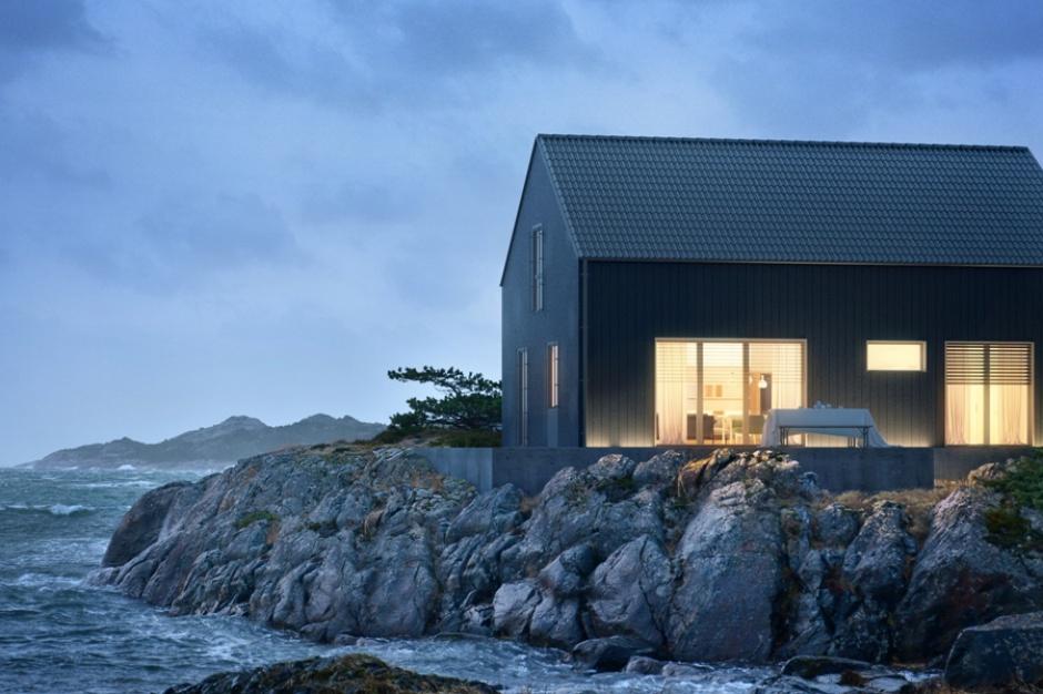 Nowe domy wakacyjne są inteligentne