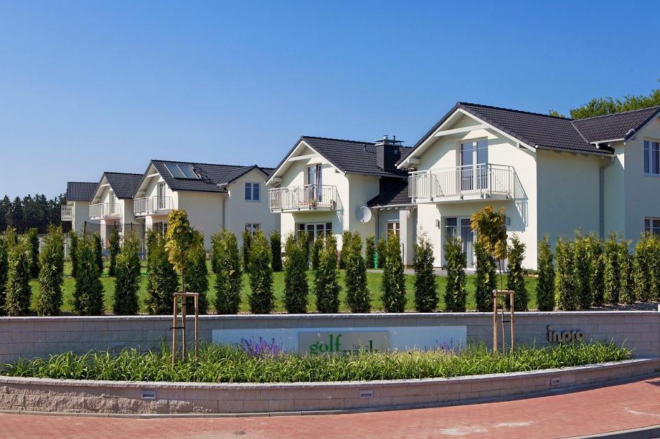 Osiedle Golf Park. Są nowe domy