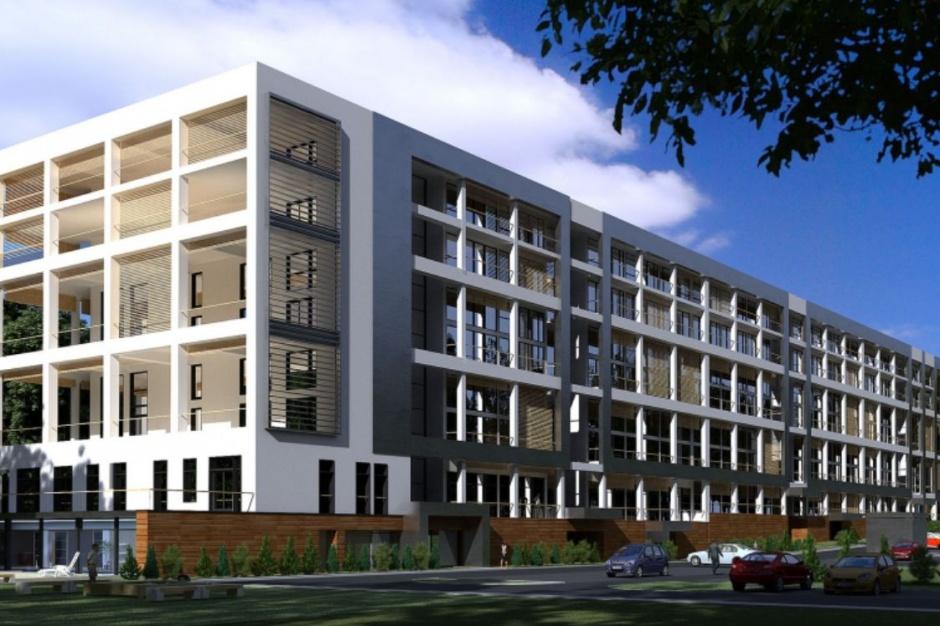 Budimex buduje Apartamenty Zdrowie w Łodzi