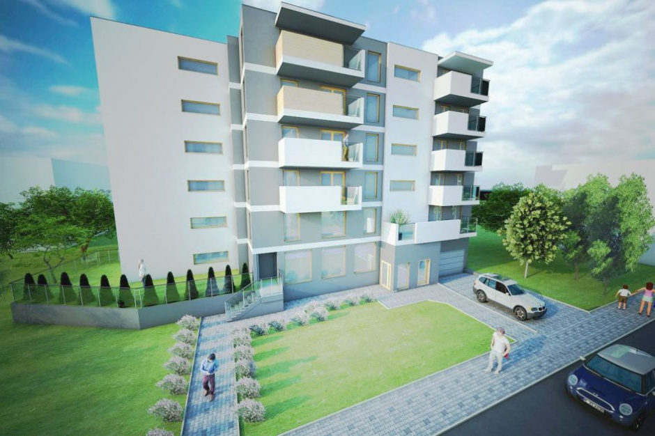 Apartamenty Szembeka: Mieszkania blisko parków Grochowa