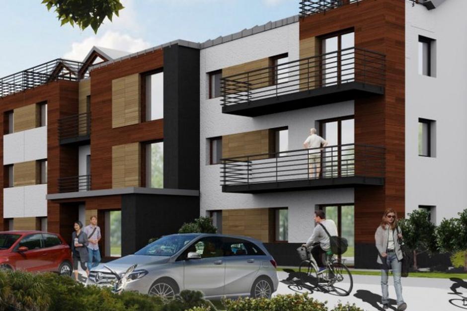 Apartamenty Bronowice dają komfort w zielonym zaciszu Krakowa