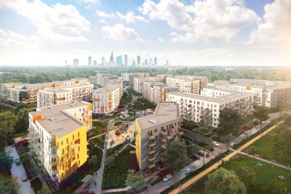 Miasto Moje: Ronson rusza ze sprzedażą największego osiedla
