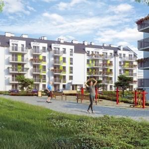 LC Corp ruszyło z budową osiedla Świętokrzyska Park