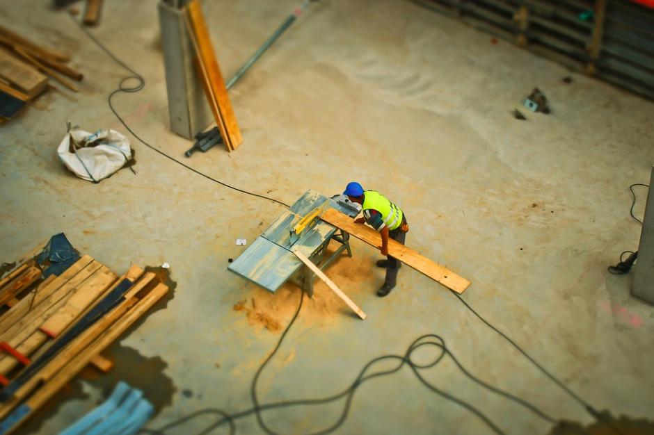 PB Granit realizuje prace przy osiedlu w Kowalach