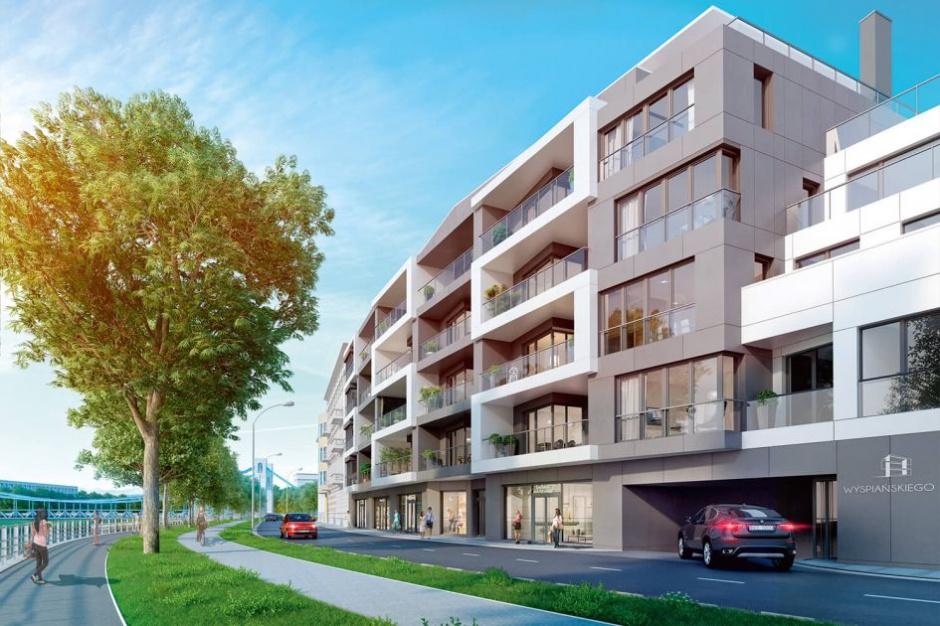 Apartamenty Wyspiańskiego 11 prestiżowym lokum nad Odrą