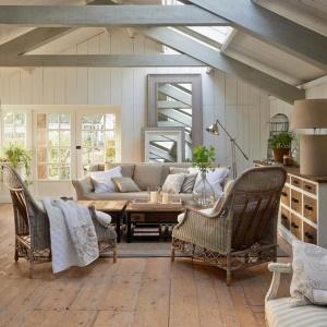 Letni wypoczynek w stylu Hamptons