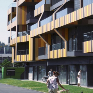 Lace Apartments: Apartamenty w śródziemnomorskich barwach