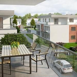 Silva Eco Ville kameralną oazą mieszkań w wielkim mieście