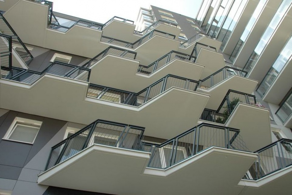 Kamion Cross intryguje balkonami