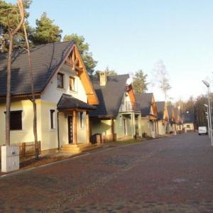 Na Złotych Wydmach: Luksusowe domki tuż przy plaży