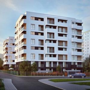 Apartamenty Danka ozdobią Prądnik Biały