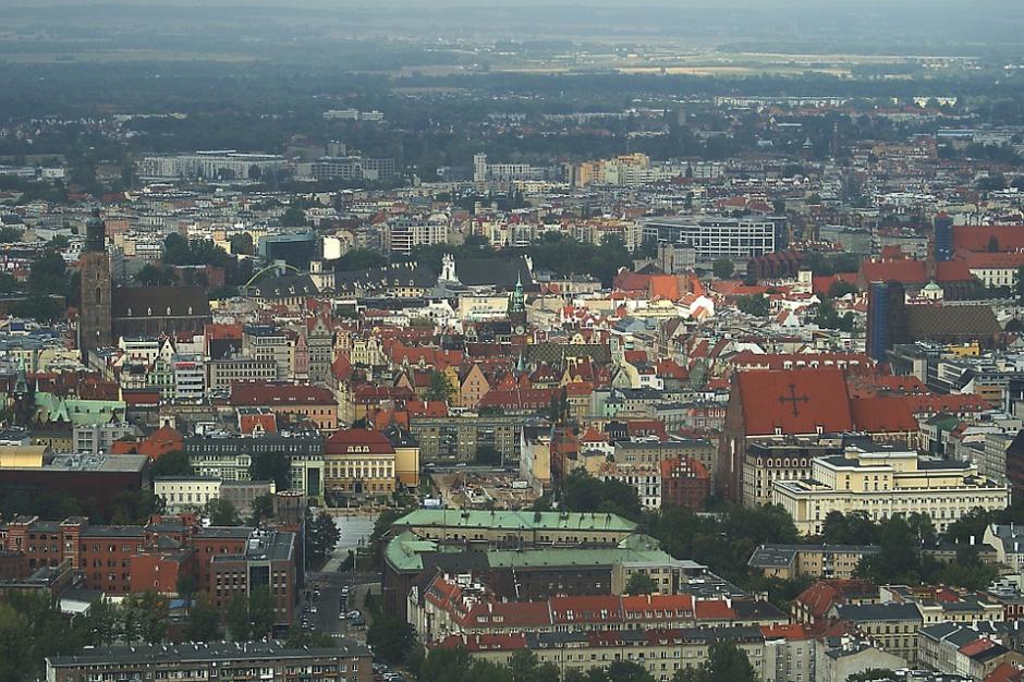 Wrocław podczas pandemii. Miasto nie może chorować