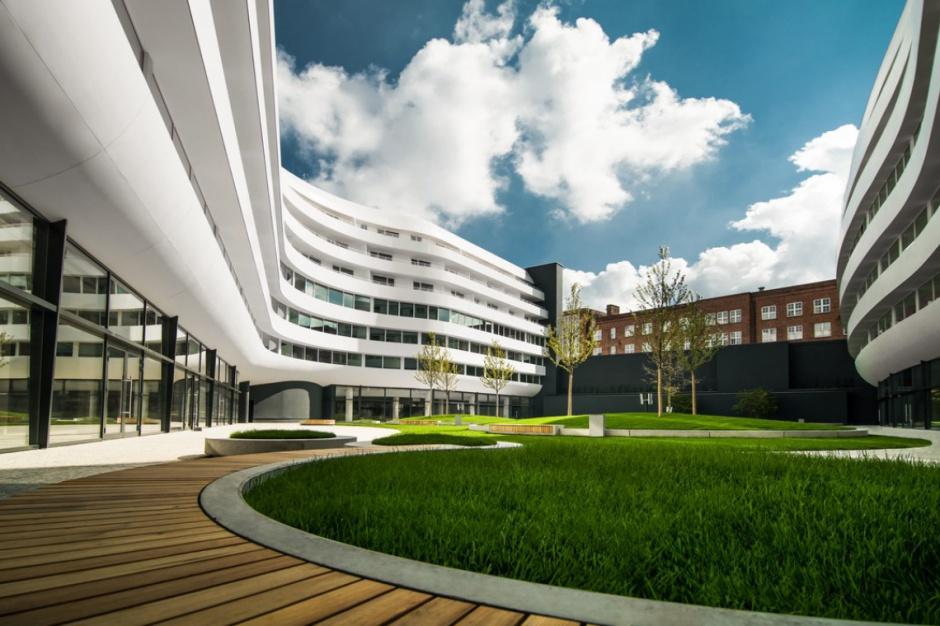Apartamentowe OVO Wrocław przed wielkim otwarciem hotelu