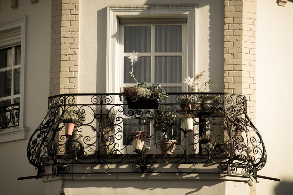Balkon, taras czy ogródek?