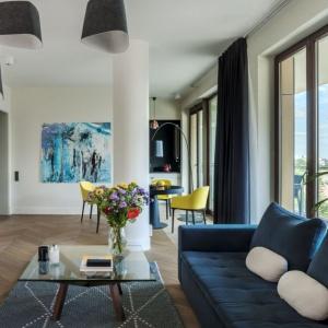 Apartament między Madrytem a Warszawą