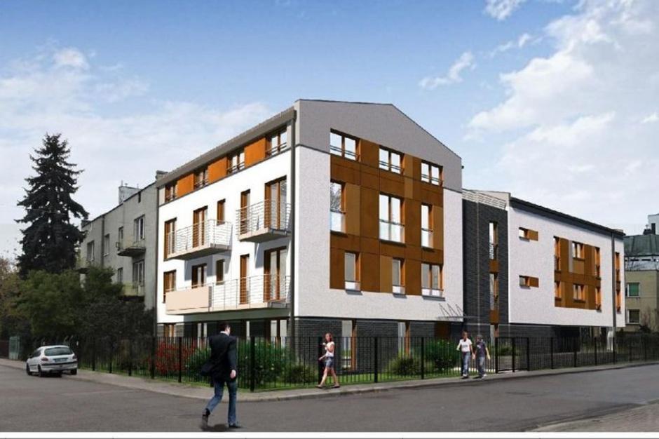 Słowicza 22 oferuje mieszkania z tarasami na dachu