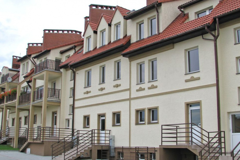 Buszrem zbudował mieszkania w Ujeździe Śląskim