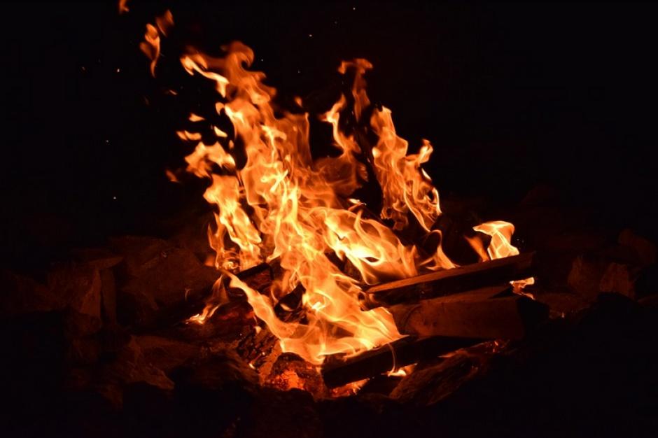 Nowa kampania uczy, jak palić drewnem w piecu i kominku