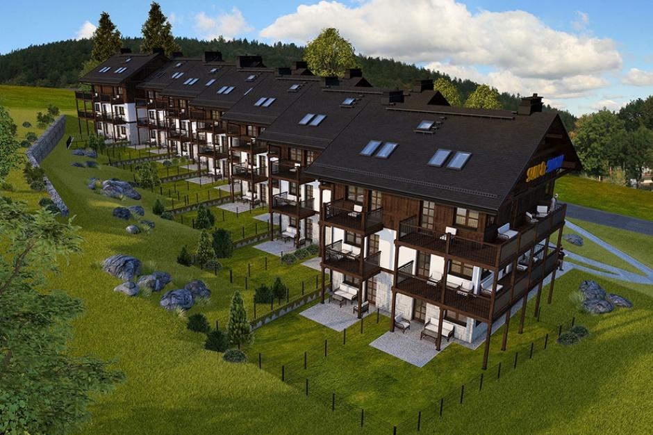 Sun & Snow Karpacz Residence. Nowe apartamenty dla inwestorów