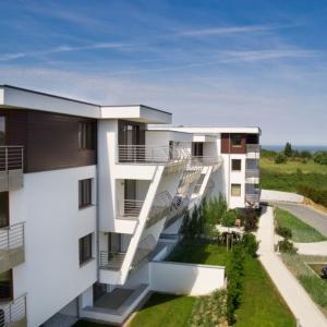 Na Klifie: Apartamenty wakacyjne na cztery gwiazdki