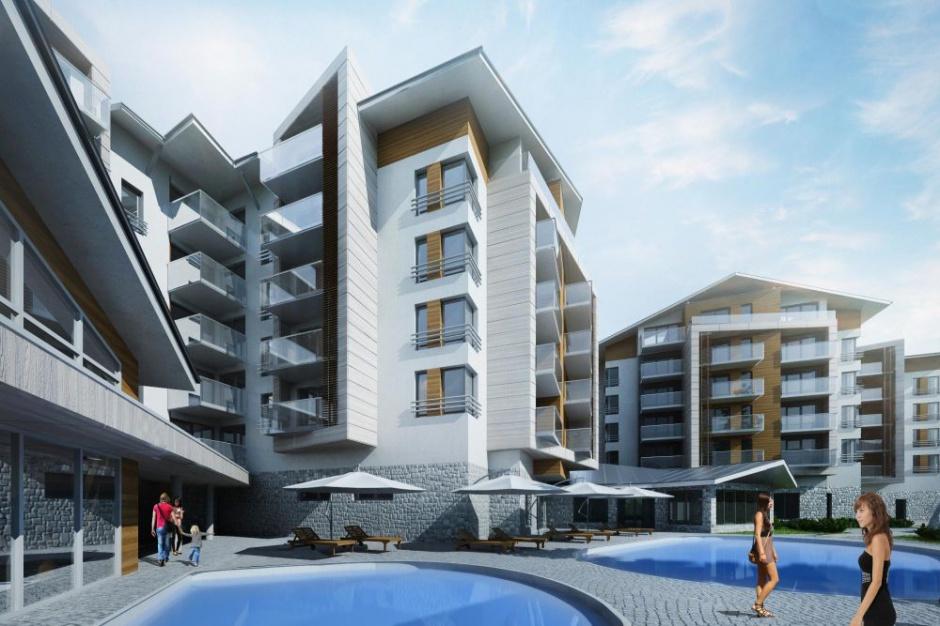 Blue Mountain Resort: Apartamenty z luksusowymi usługami