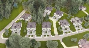 Młoda Morena Park. Powstaje nowe osiedle domów w sąsiedztwie lasu