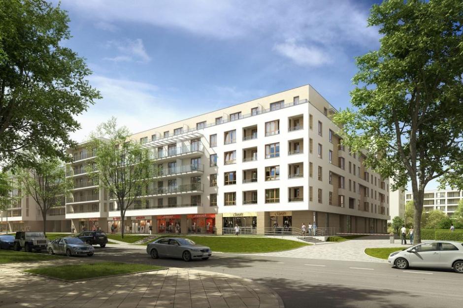 ECO-Classic zakończyło budowę osiedla Hubertus