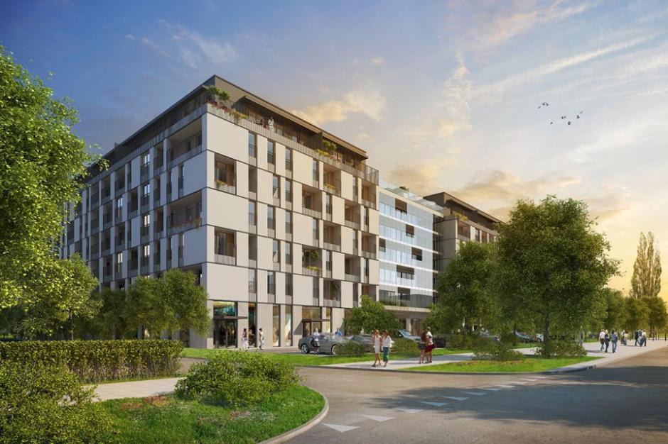 Unibep zbuduje 313 mieszkań na Ochocie