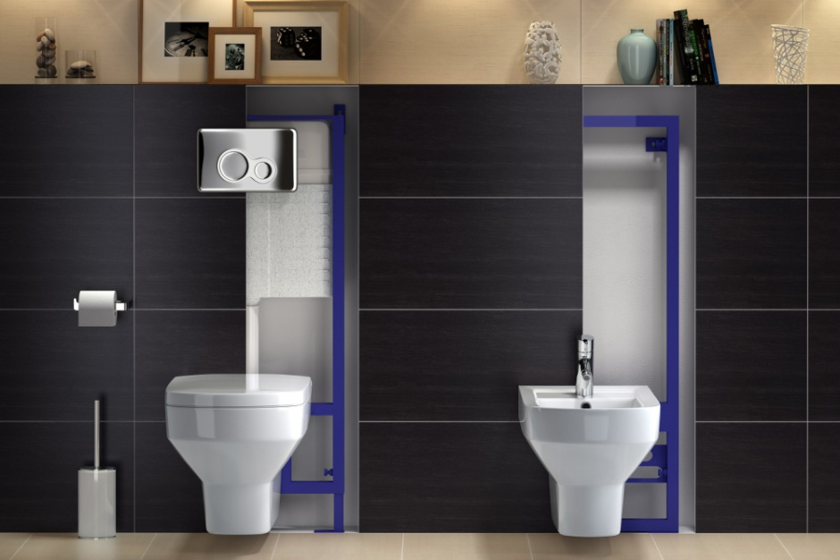 Wygoda i styl w łazience