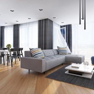 Kontinuum: Mieszkania i apartamenty w śródmiejskim stylu