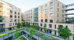 Trio Apartamenty gwarantują wspaniały widok