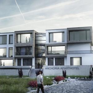 Anchoria Aparthotel w Mechelinkach gwarantuje luksus nad Bałtykiem