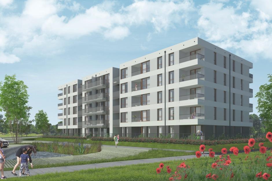 Dekpol sprzedaje trzeci etap Osiedla Zielonego w Gdańsku